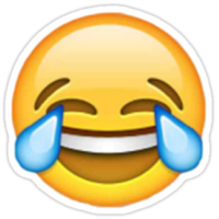 Oxford Dictionary have named the bloody 'cry laughing' emoji the word of 2015