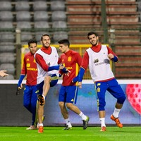 Belgium-Spain friendly called off amid security concerns