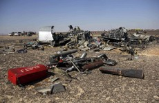 Two airport workers arrested as Russia confirms Egypt plane crash was caused by bomb