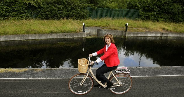 This is why Joan Burton is hailing a 'landmark moment' in Ireland's recovery