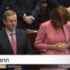 TDs and Senators fell silent today