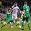 'The referee was 70-30 in favour of the Irish', says Edin Dzeko