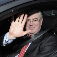 Eamon Gilmore reveals the government nearly collapsed THREE times