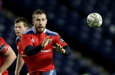 'JJ Hanrahan left because JJ Hanrahan wanted to leave' - Munster's Foley