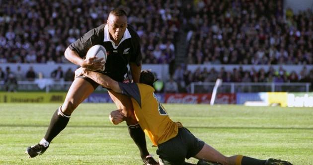 'So, so devastated' - rugby world mourns legend Lomu