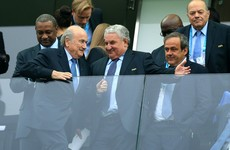 Fifa rejects Blatter and Platini's appeals against suspension