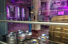The Guinness brewery just opened this brand new 'experimental' bar