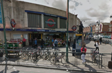 Armed police evacuate tube station after reports of man threatening passengers with scissors