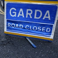 Section of M50 closed as emergency services deal with serious collision
