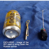 This is the bomb Islamic State say took down the Russian plane