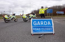Man dies after being struck by lorry on M50 motorway