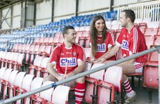 What do you think of the new Cork GAA jersey which was unveiled this evening?