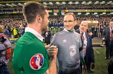 'We had to take the baton on and carry it forward after Ireland's Rugby World Cup disappointment'