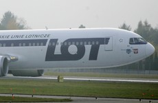 Bomb scare forces plane from Poland to Egypt to make emergency landing