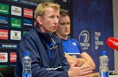 'It's about dusting ourselves off, showing what we're about': Cullen confident of Leinster improvement