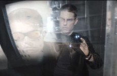 A Minority Report-style interface for your devices isn't sci-fi but a real possibility