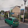 Two teenagers stabbed at London school