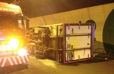 Traffic latest: The Dublin Port Tunnel has now fully reopened after a crash