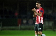 Another League of Ireland player could be about to make the move to England