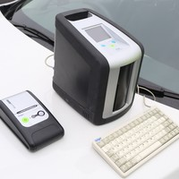 This device is what gardaí will use to test who's been drug driving