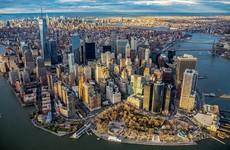 City in the sky - check out these incredible photos of Manhattan from above