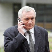 Ahern claimed €377k in expenses since leaving office