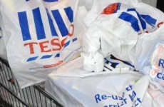 Tesco sees falling sales in Ireland