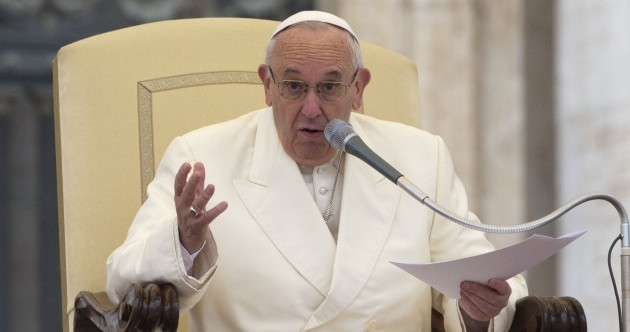 Pope Francis: 'If you're unstable, see a doctor - don't become a priest'