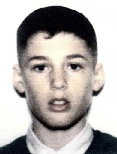 Gardaí appealing for information regarding 14-year-old Jason Collins