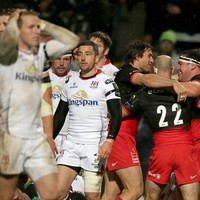 Kiss disappointed not to see 'foot on the throat' when sin-bins hit Sarries
