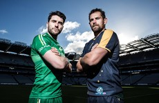 AS IT HAPPENED: Ireland v Australia, International Rules Series