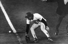Historic Bill Buckner ball back in play