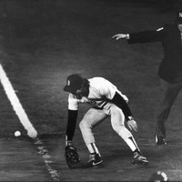 Historic Bill Buckner ball back in play