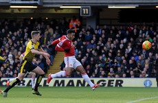 Who needs Rooney? Man United's makeshift striker has come good