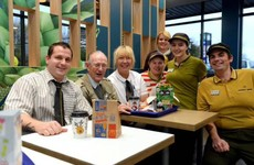 McDonald's staff threw a birthday party for the 93-year-old man who visits every day