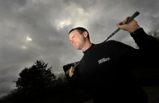 Michael Hoey: 'Golf was never meant to be played professionally.'