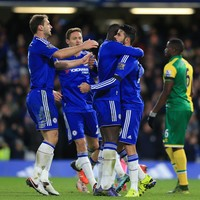 Costa strike gets Chelsea and Mourinho back to winning ways