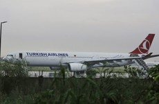 Turkish Airlines plane diverted to Canada after bomb threat