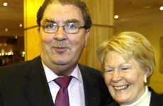John Hume's wife Pat gave a heartbreaking interview about his dementia