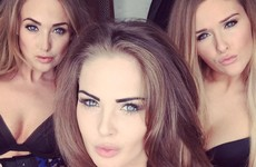 Three sisters have received €107,000 in gifts just for posting selfies