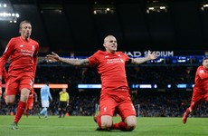 Martin Skrtel had one last swipe at Man City after yesterday's game
