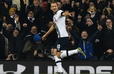 Are Spurs in the title race? Harry Kane hit a double to continue fine form