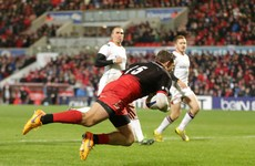 English clubs dominant in Champions Cup as Ulster and Leinster left in trouble