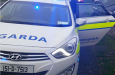 Driver arrested after gardaí find cannabis at scene of car crash