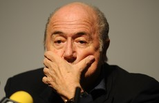 'I was between the angels and the devil who was lighting the fire' - Sepp thought he was dying
