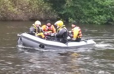 Search continues for 21-year-old man who went into River Boyne