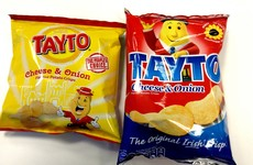 Irish Tayto is way nicer than Nordie Tayto