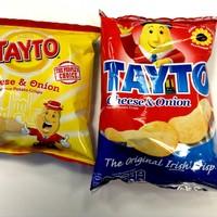 Irish Tayto is way nicer than Nordie Tayto