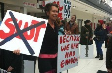 In pictures: Women hit streets for SlutWalk protest