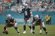 Analysis: Romo gives Cowboys slim playoff hopes a significant boost